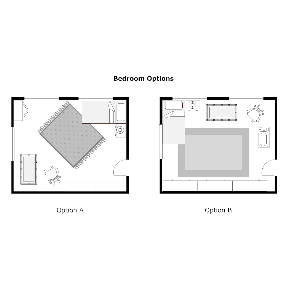 Example Image: Bedroom Plan
