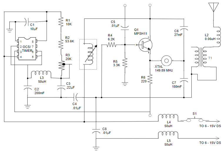 hall effect switch electronic circuits and diagramelectronics