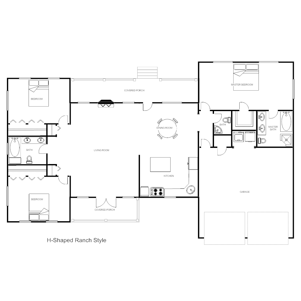 Floor Plan Templates   Draw Floor Plans Easily With Templates