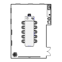 Conference Room Plan Examples
