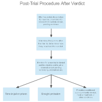 Post-Trial Procedure After Verdict