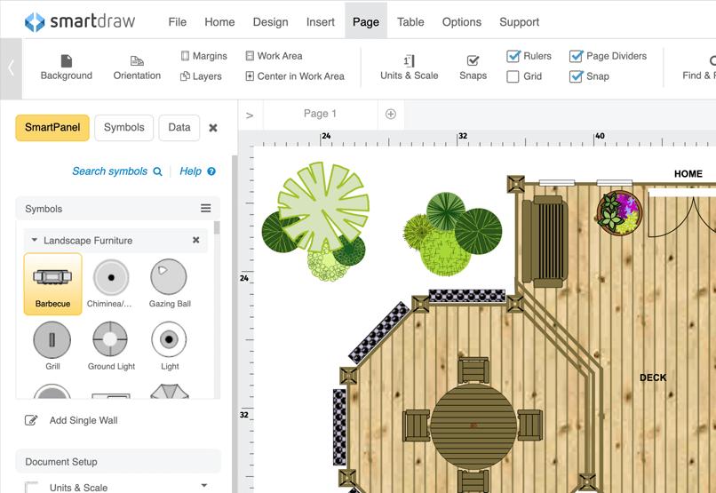 Deck designer online app or free download deck symbols malvernweather Gallery