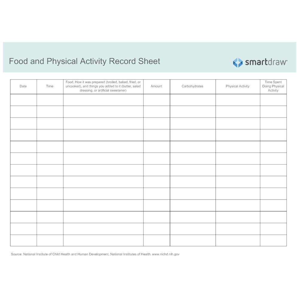 physical sheet