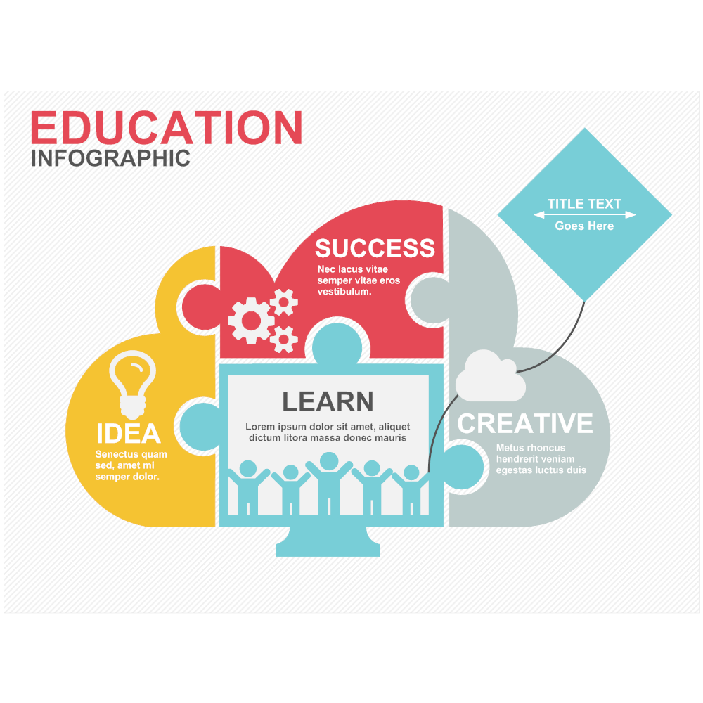 Example Image: Educational Infographic Template