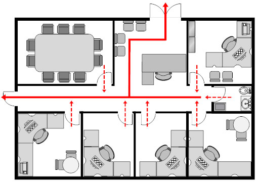 fire evacuation plan template for office evacuation plan prepare now in the event of an evacuation