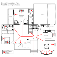 Residential Evacuation Plan - 3