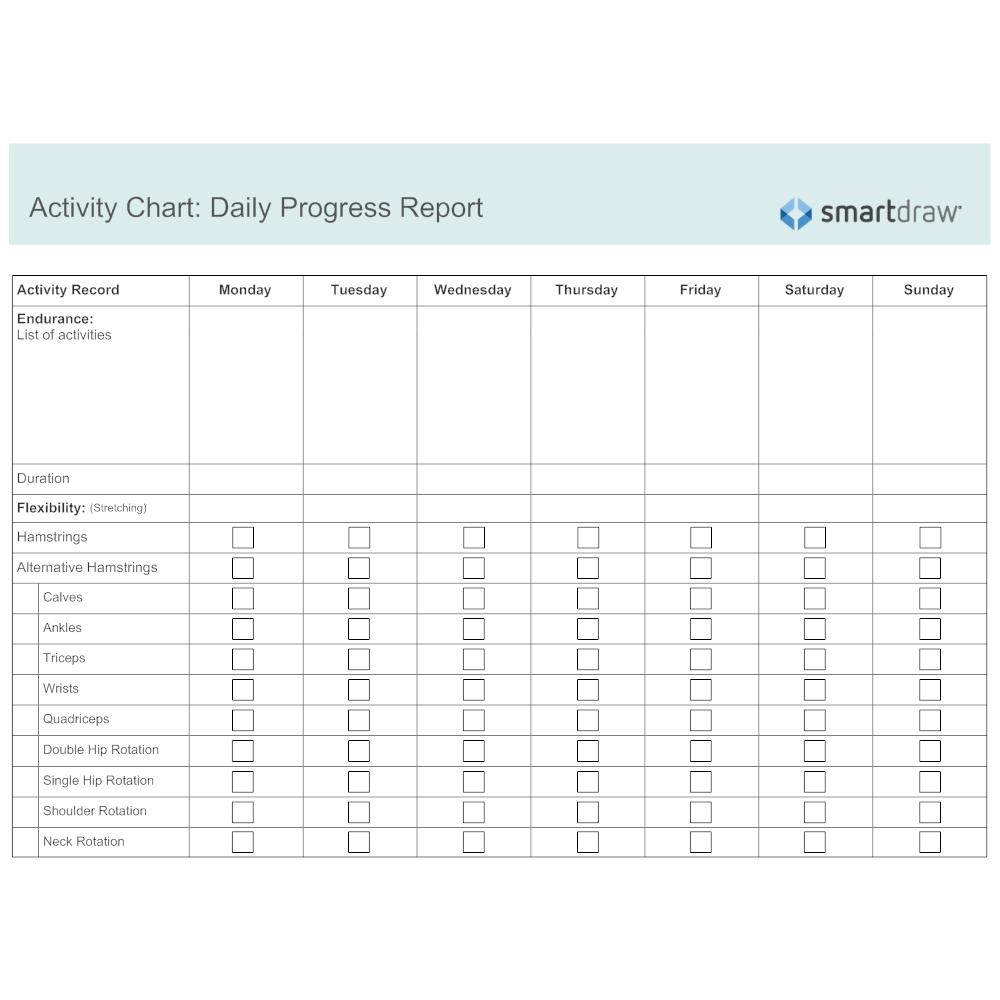 Daily Progress Report Format online invite templates student ...