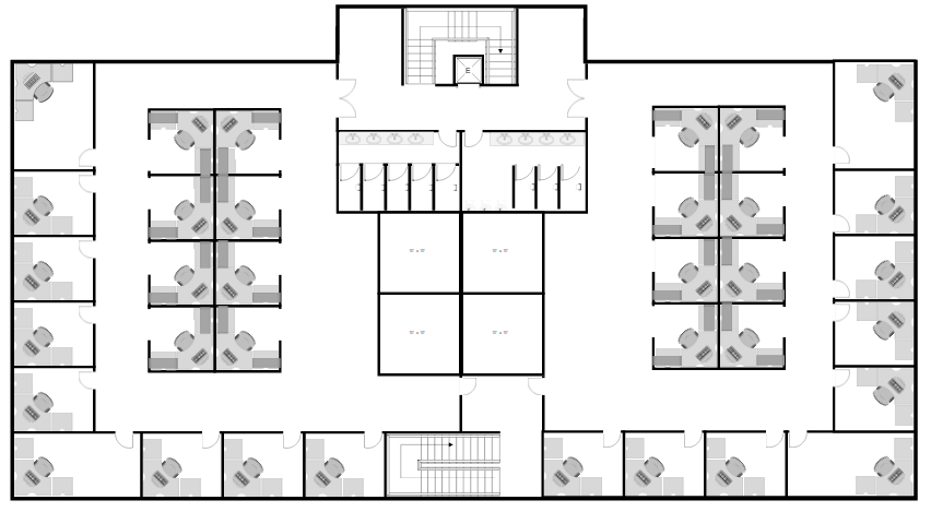 How to draw a floor plan with smartdraw for Floor plan drawing software