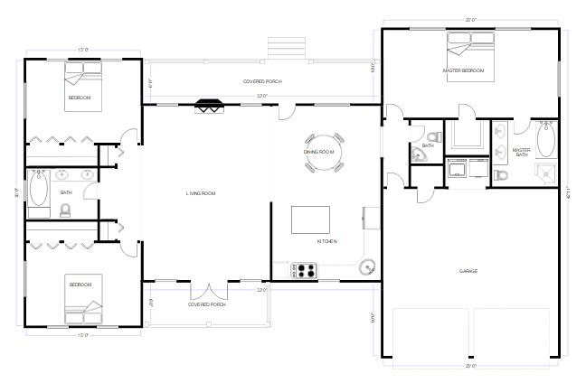floor plan online. CAD Drawing Floor Plan Online E