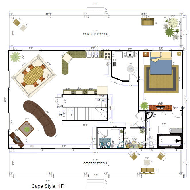 Space planning software try it free and design space plans for Space planning software