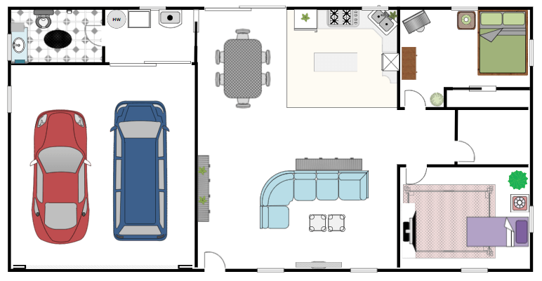 Free interior design software home office plans - Free home floor plan design software ...