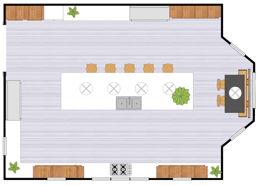Kitchen Design Free Online