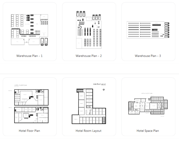 Warehouse layout design software free download for Retail floor plan software