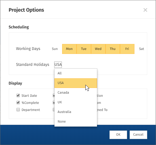 6 tips for project planning with gantt charts project timeline ccuart Choice Image