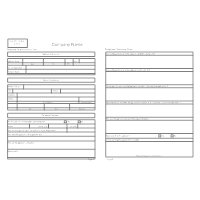 HR Form Examples
