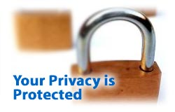Privacy Statement: Your Information is Secure