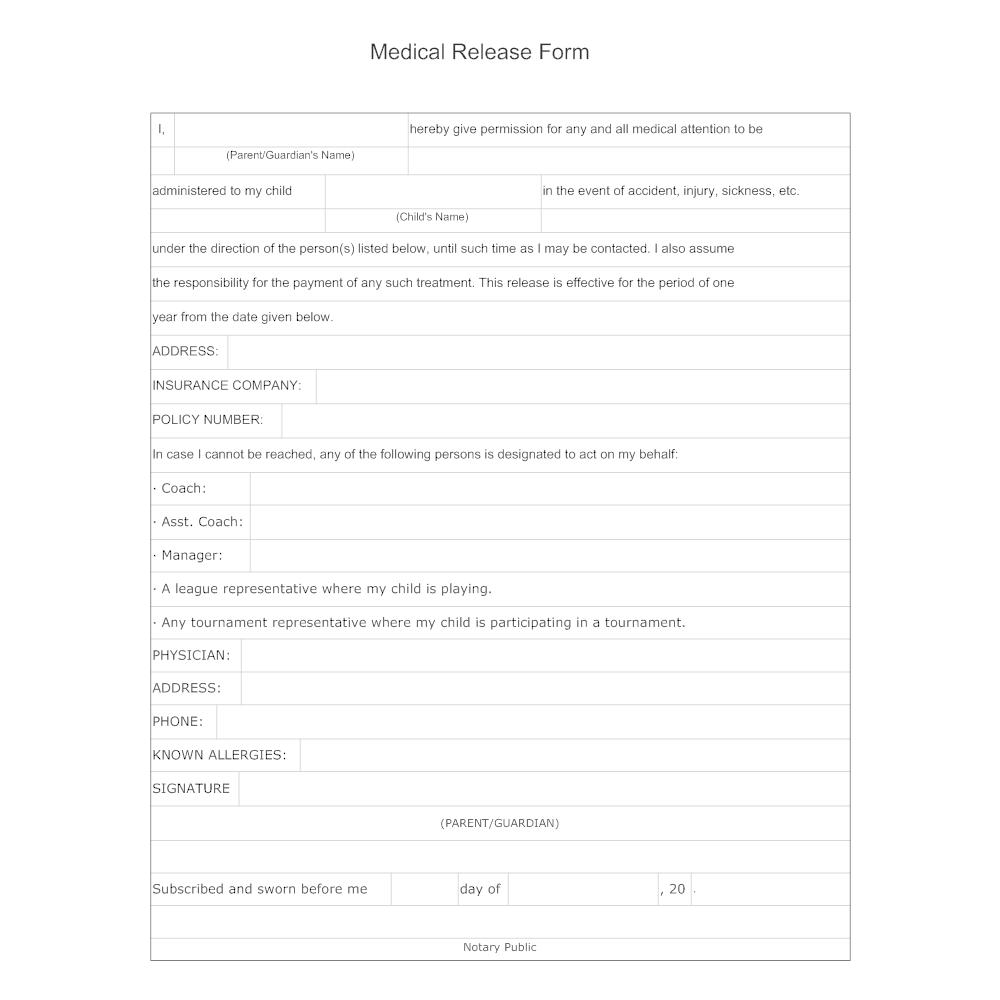 medicalreleaseformpngbn 1510011097 – Medical Release Forms