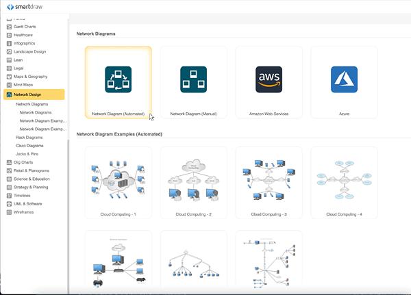 network diagram software free download or network diagram online rh smartdraw com network diagram software free download network diagram software mac