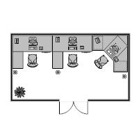 office floor plan templates
