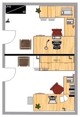 Office design software free online app download for Office floor plan maker