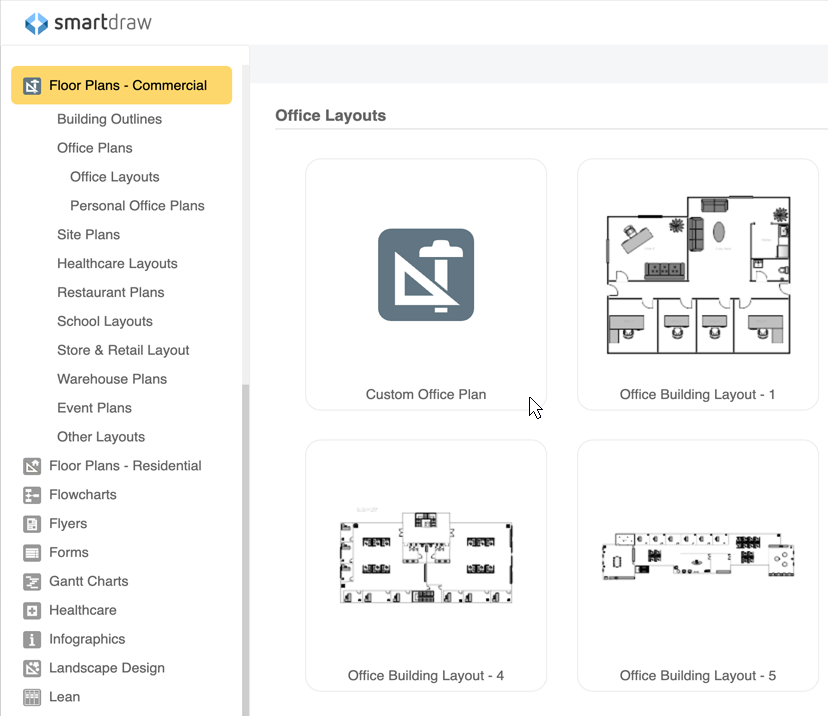 Office layout planner free online app download for Draw floor plan online
