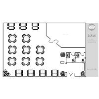 restaurant floor plan. Restaurant Layout Floor Plan