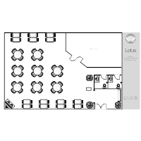 Restaurant Floor Plan Examples on