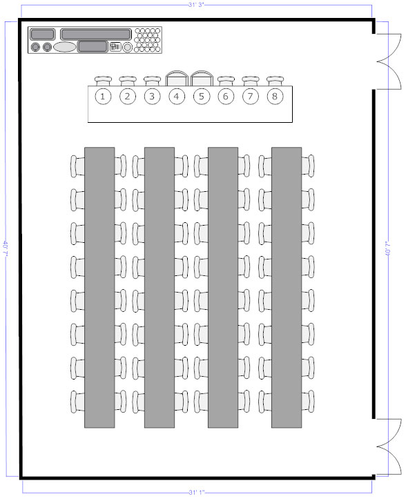 seating arrangements for wedding receptions template
