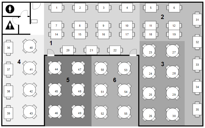 Seating Chart Software Create Seating Charts More – Seating Chart