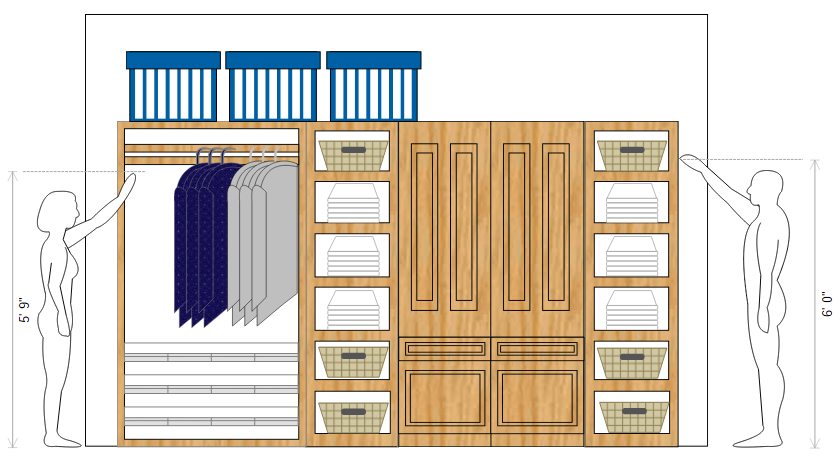 Interior Design Drawing Software cabinet design software - free templates for design cabinets