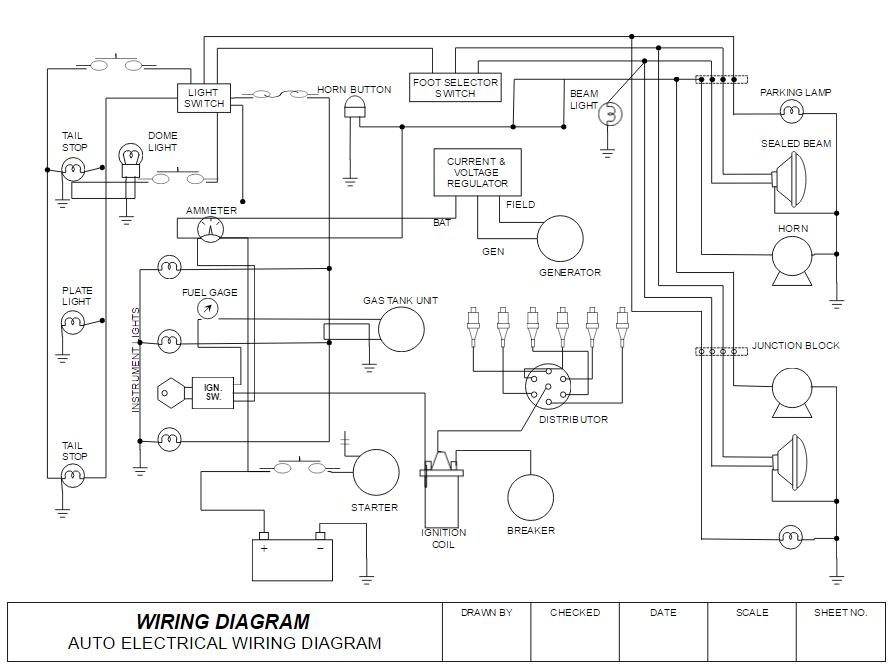 engineering drawing create engineering diagrams easily software component diagram engineering wiring diagram example