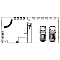 Store layout examples for Auto repair shop layout design