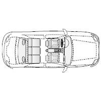Family Car - 1 (Elevation View)