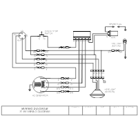 wiring diagram thumb cad drawing free online cad drawing & download wiring diagram cad at bakdesigns.co
